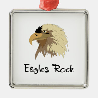 Eagles Rock Christmas Ornament