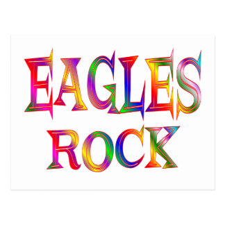 Eagles Rock Postcard