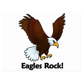Eagles Rock! Postcard
