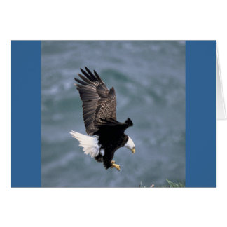 Eagles Strong Note Card
