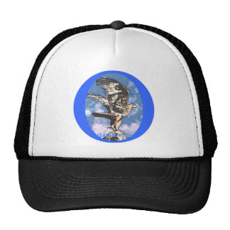 Eagles Wings - Isaiah 40:31 Hat