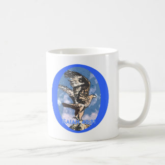 Eagles Wings - Isaiah 40:31 Classic White Coffee Mug