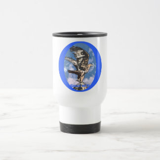 Eagles Wings - Isaiah 40:31 Coffee Mug