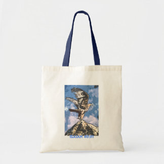 Eagles Wings - Isaiah 40:31 Tote Bag