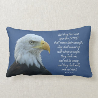 Eagle's Wings Pillow Throw Pillows