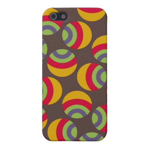 Eames Circles 2 Covers For iPhone 5