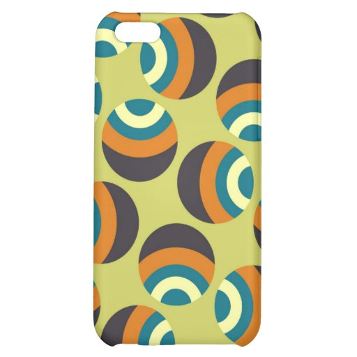Eames Circles 6 iPhone 5C Cover