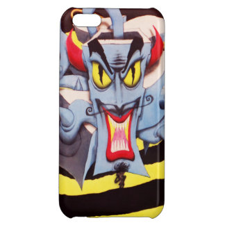 Ear Assaulting Wicked Mad Devil Sound System iPhone 5C Cases