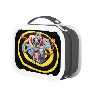 Ear Assaulting Wicked Mad Devil Sound System Lunchboxes