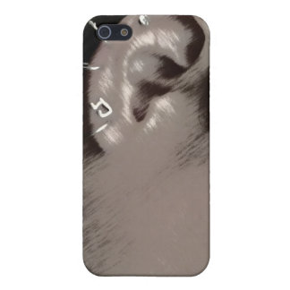 Ear Mobile Cover iPhone 5/5S Cover