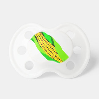 Ear Of Corn Baby Pacifiers