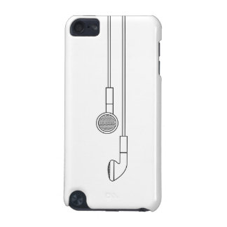 Ear Phones iPod Touch Case
