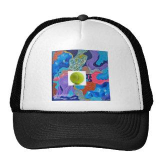 Ear Tennis Ball Cap