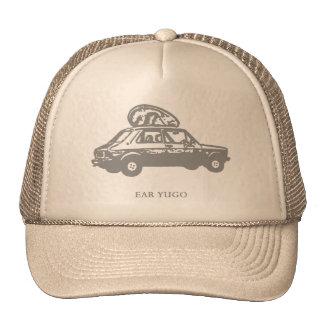 ear yugo mesh hat