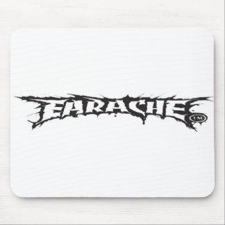 Earache logo mousemat