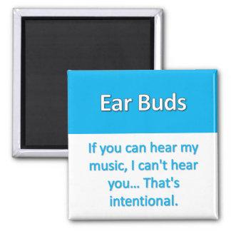 Earbuds Magnet