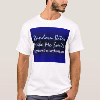 EARchives - Random Bites Make Me Smile T-Shirt