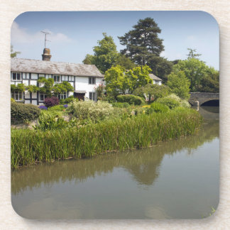 Eardisland in Herefordshire souvenir photo Coaster