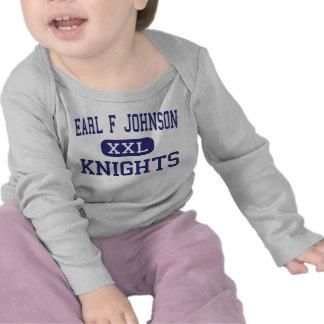 Earl F Johnson - Knights - High - Hanford T Shirt