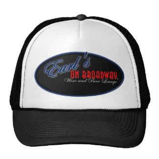 Earl's trucker oval cap