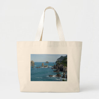 Early afternoon of the day when it has the Seikai Large Tote Bag