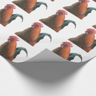 Early Bird Wrapping Paper