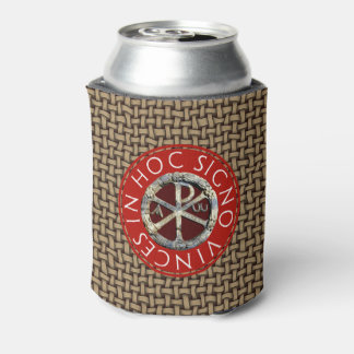 Early Christian Symbol Can Cooler