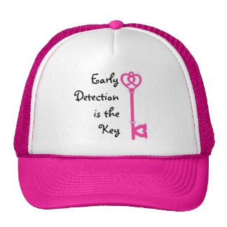 Early Detection is the Key Trucker Hat