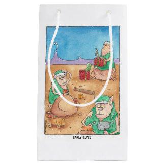 Early Elves Gift Bag