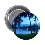 Early Evening at the Park Pinback Button