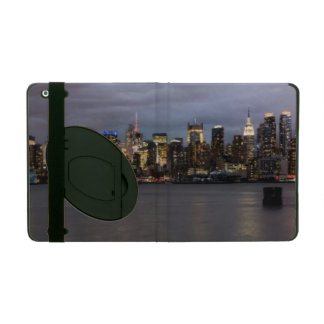 Early evening panoramic view of Manhattan Cases For iPad