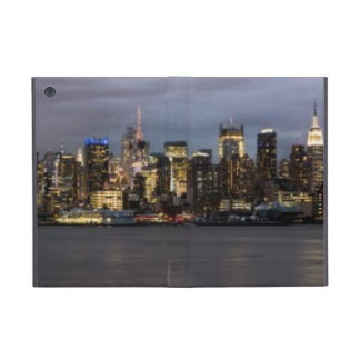 Early evening panoramic view of Manhattan Cover For iPad Mini