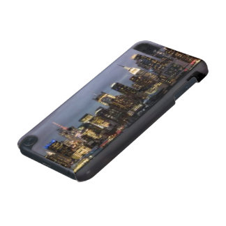 Early evening panoramic view of Manhattan iPod Touch 5G Case