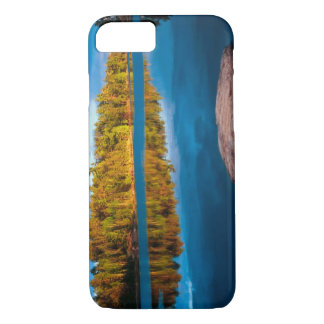 Early Evening reflections in the boundry waters iPhone 8/7 Case