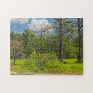 Early Fall at the Park Jigsaw Puzzle
