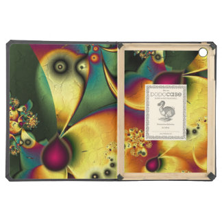 Early Fractal Gets the Bird iPad Air Cover