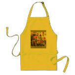 Early Garden apron www.kimandersonart.com