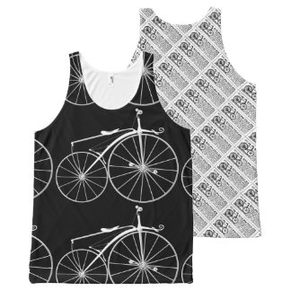 """""""Early-Hillman, Herbert and Cooper Ordinary"""" All-Over Print Tank Top"""