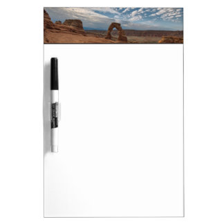 Early Morning at Delicate Arch Dry Erase Board