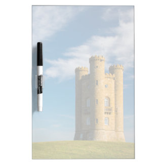 Early morning at the Broadway Tower Dry Erase Boards