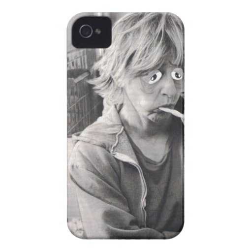 Early Morning Blues iPhone 4 Case-Mate Case