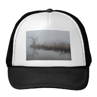 Early Morning Fog Trucker Hats