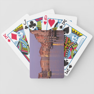 early morning Grand Canal Tour, Venice, Italy Bicycle Playing Cards