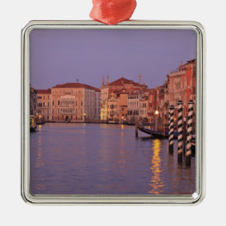 early morning Grand Canal Tour, Venice, Italy Christmas Ornament