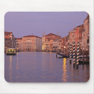 early morning Grand Canal Tour, Venice, Italy Mouse Mat