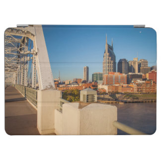 Early Morning On The Shelby Street Bridge iPad Air Cover