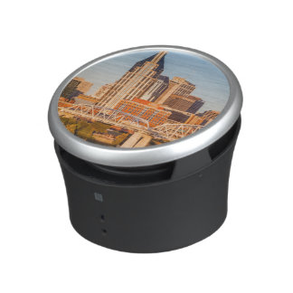 Early Morning Over Nashville, Tennessee, USA 3 Bluetooth Speaker