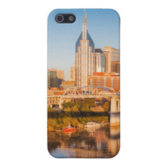 Early Morning Over Nashville, Tennessee, USA iPhone 5 Cover