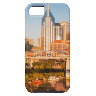 Early Morning Over Nashville, Tennessee, USA Tough iPhone 5 Case