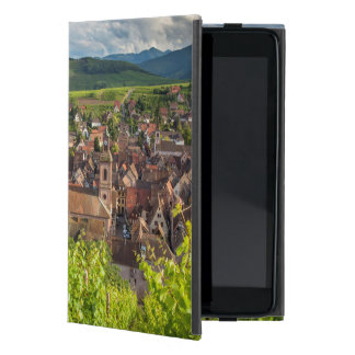 Early morning overlooking village of Riquewihr iPad Mini Case